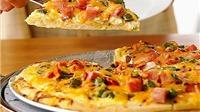 Úm ba la, hóa ra piza