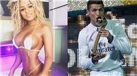 Đã có bạn gái, Ronaldo vẫn dụ dỗ Hoa hậu siêu vòng 3 'đến nhà riêng tâm sự'