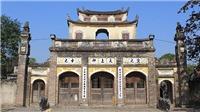 Xử lý nghiêm hành vi sơn thếp nham nhở đền thờ Thánh Gióng