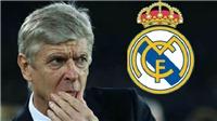 CẬP NHẬT tin tối 3/4: Real gây sốc với Wenger. Barca mắc 'sai lầm lịch sử' với Messi?