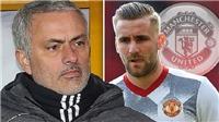 10 cầu thủ Man United có thể chiêu mộ để thay Luke Shaw