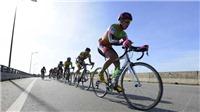 Ngoại binh xuất hiện tại giải xe đạp Cup truyền hình TP.HCM