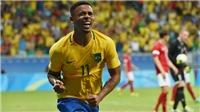 Gabriel Jesus đã trở thành ngôi sao của Brazil như thế nào?