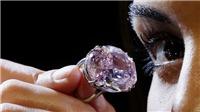 Viên kim cương đắt nhất trong lịch sử có giá bao nhiêu?