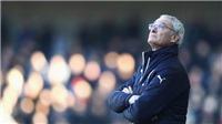 CẬP NHẬT tối 5/4: Ranieri muốn làm HLV ĐT Thái Lan. Evra 'dạy bảo' Pogba. Hoàng Nam vào top 600