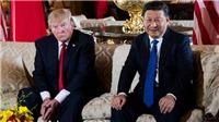 Tổng thống Mỹ tiếp Chủ tịch Trung Quốc