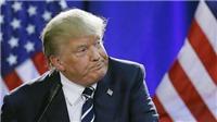 Tổng thống Donald Trump có chiến thắng chính trị đầu tiên, nhưng không phải ở Syria