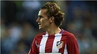 CẬP NHẬT tối 8/4: Griezmann ở lại Atletico để sang Real. Dunga và Zico muốn dẫn dắt Thái Lan