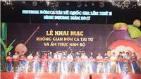 Khai mạc Festival Đờn ca tài tử lần II: Tôn vinh 'báu vật phương Nam'