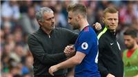 Cuối cùng Mourinho cũng đã chịu khen Luke Shaw