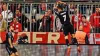 Bayern Munich 1-2 Real Madrid: Ronaldo toả sáng rực rỡ, Real ngoạn mục ngược dòng trên đất Đức