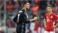 CẬP NHẬT sáng 13/4: Ronaldo hạ Bayern. Dortmund cũng thua ở sân nhà. Neymar nghỉ trận Kinh điển