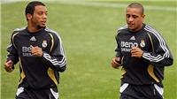 Ở vị trí hậu vệ trái, chỉ Marcelo đạt đến tầm của Roberto Carlos