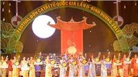Festival Đờn ca tài tử tạm biệt Bình Dương về Cần Thơ