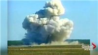 Mỹ ném 'siêu bom' xuống Afghanistan, kích động chạy đua vũ trang