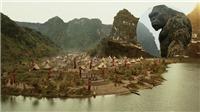 VIDEO: Thăm làng thổ dân trong 'Kong: Skull island' ở Ninh Bình