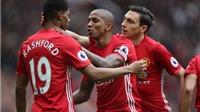 PHÂN TÍCH: Dùng Rashford thay Ibrahimovic, Mourinho đã khiến Conte không kịp trở tay