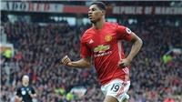 Rashford: 'Công của tôi nhỏ lắm, chiến thắng trước Chelsea là của cả đội Man United'