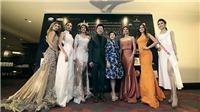 Huyền My 'không kém cạnh' khi đọ sắc Top 5 Hoa hậu Hòa bình Thế giới
