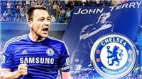 John Terry xác nhận chia tay Chelsea vào cuối mùa sau 22 năm gắn bó