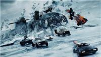'Fast and Furious 8' đạt ngưỡng 1 tỷ NDT nhanh nhất ở Trung Quốc