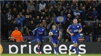 Leicester 1-1 (chung cuộc 1-2) Atletico: Thi đấu tuyệt hay, Leicester vẫn ngậm ngùi dừng bước