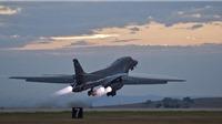 Tiêm kích F-22 Raptor của Mỹ đối đầu máy bay ném bom tầm xa TU-95 của Nga