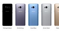 Samsung phản bác xuất hiện lỗi ở Galaxy S8