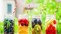7 Công thức đồ uống loại trừ mọi độc tố