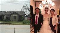 Lộ ảnh 'mái tranh nghèo' của vợ Quách Phú Thành