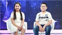VIDEO 'Thần tượng tương lai': Quang Diễn - Khánh An hát khiến Quang Linh muốn... đố kị