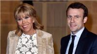 Chân dung 2 ứng cử viên tổng thống Pháp Emmanuel Macron và Marine Le Pen