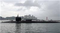Tàu ngầm hạt nhân Mỹ mang tên lửa Tomahawk đến Hàn Quốc
