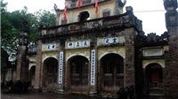 Yêu cầu 'ngừng khánh thành' dự án tu bổ đền Phù Đổng