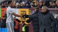 Mourinho đã góp phần giúp Martial phát triển như thế nào?
