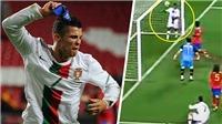 Nhìn lại khoảnh khắc Nani phá hỏng siêu phẩm lẽ ra là đẹp nhất của Ronaldo