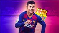 Juventus đề nghị bán Cristiano Ronaldo cho Barca