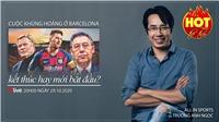 Chủ tịch từ chức, cuộc khủng hoảng ở Barca kết thúc hay mới bắt đầu?