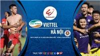 Soi kèo nhà cái. Viettel vs Hà Nội. Trực tiếp bóng đá Việt Nam 2020