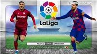 Soi kèo nhà cáiAlaves vs Barcelona. Vòng 8 La Liga. Trực tiếp BĐTV