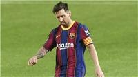 Barca: Messi chưa bao giờ thiếu tự tin như hiện tại