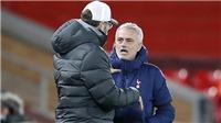 Tottenham đấu Liverpool, Mourinho mỉa mai Juergen Klopp