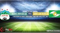 Soi kèo nhà cái HAGL vs SLNA. VTV6, BĐTV Trực tiếp bóng đá Việt Nam 2021