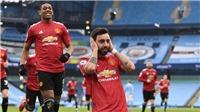 MU: Bruno Fernandes đáp trả chỉ trích sau trận thắng Man City