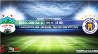 Soi kèo nhà cái HAGL vs Hà Nội.VTV6, BĐTV trực tiếp vòng 10 V-League