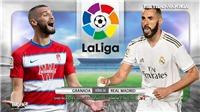 Soi kèo nhà cáiGranada vs Real Madrid. BĐTV trực tiếp bóng đá Tây Ban Nha