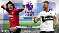 Soi kèo nhà cáiMU vs Fulham. K+PM trực tiếp bóng đá Ngoại hạng Anh