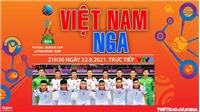 Soi kèo nhà cái Việt Nam vs Nga và nhận định bóng đá Futsal World Cup 2021 (21h30, 22/9)