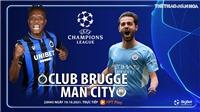 Soi kèo nhà cái Club Brugge vs Man City. Nhận định, dự đoán bóng đá Cúp 1 (23h45, 19/10)