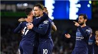 Brighton 1–4 Man City: Hàng công tỏa sáng, Man City chiếm ngôi nhì bảng